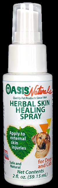 Herbs for healing skin